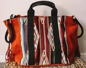 Bambi Hippie Chic Bag - Genuine leather - Made in Italy - Hippie Chic Style