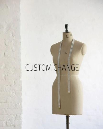 Customization. Personalized dress dress by measurements image 0