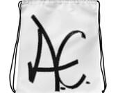 A.E. Drawstring bag Style 2