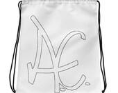 A.E. Drawstring bag Style 1