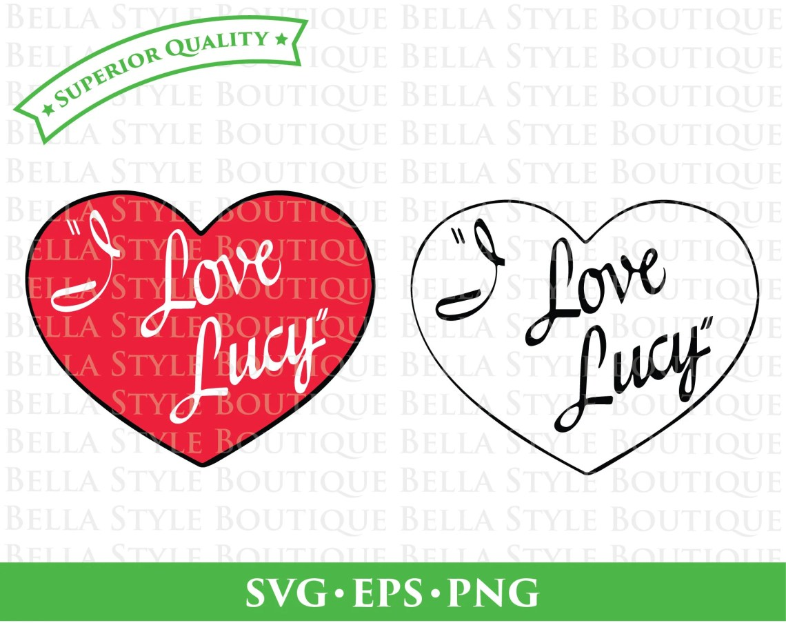 Download I Love Lucy Lucille Ball Desi Arnaz Ricky Ricardo svg png ...