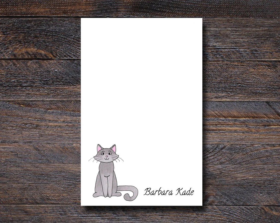 Personalized Notepad | Ki...