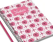 Roses & Hearts Notebook f...