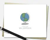 Teacher Note Cards - Pers...