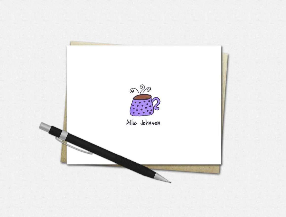 Personalized Note Cards |...