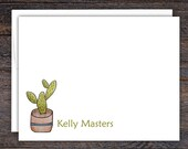 Cactus Note Card Set...