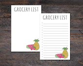 Fruit Salad Grocery List ...