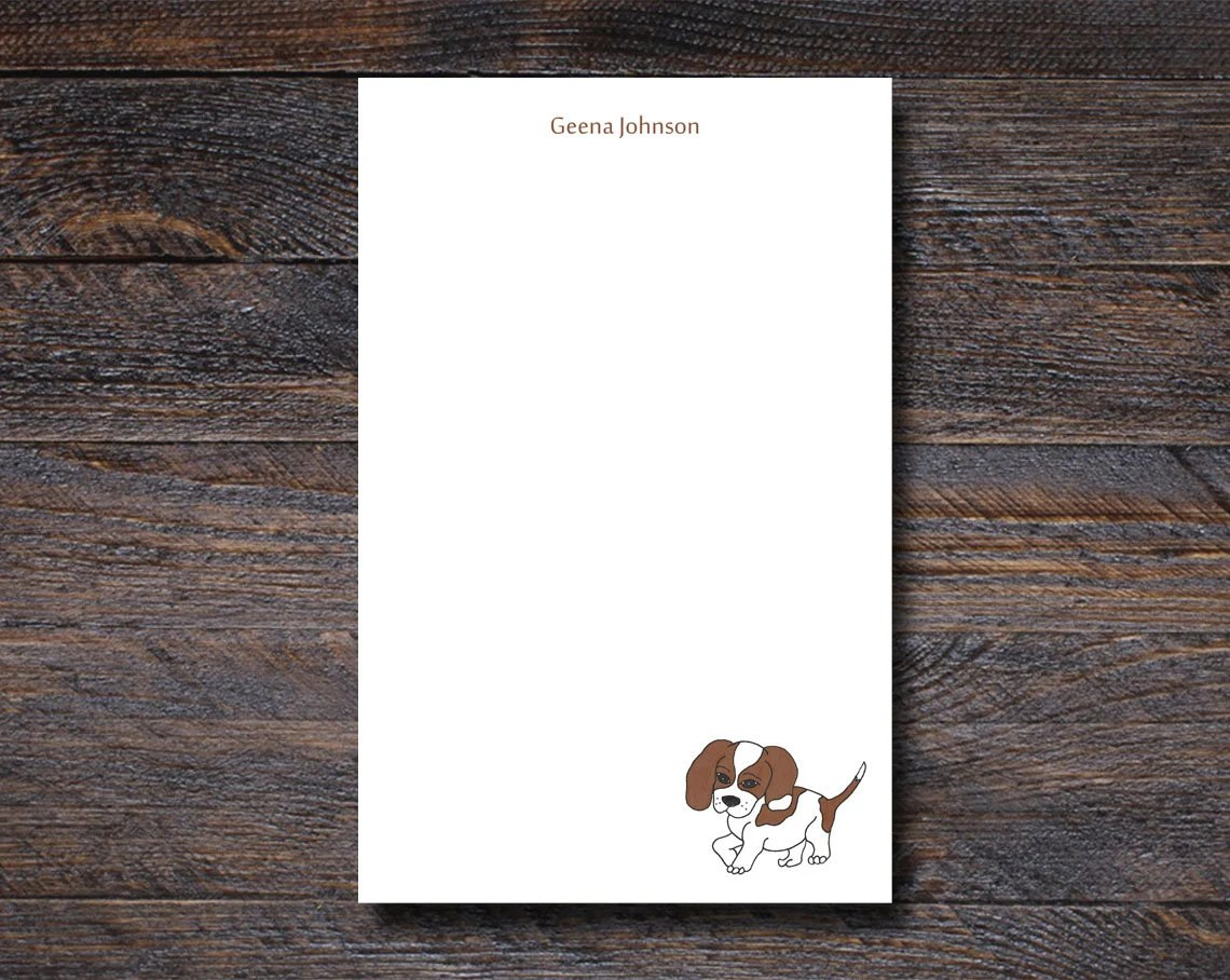 Personalized Notepad | Be...