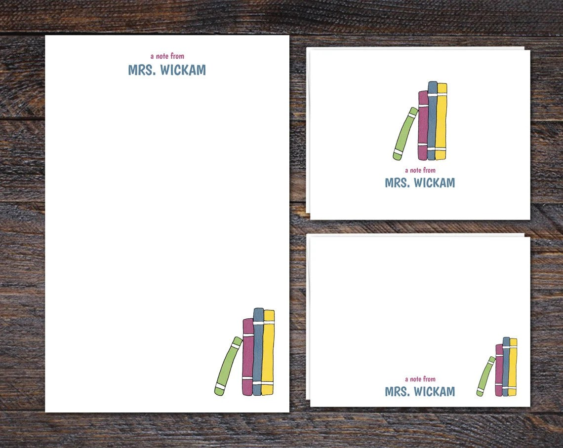 Teacher Stationery Set | ...