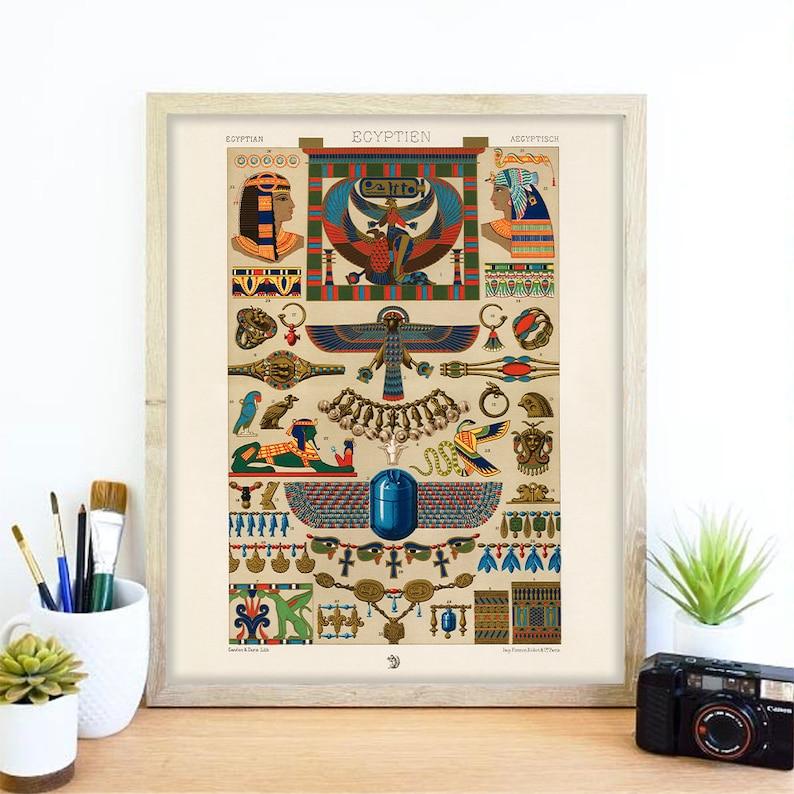 Ancient Egypt Art Print