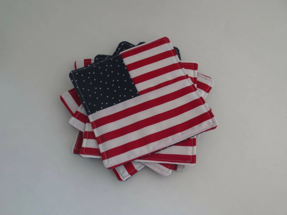 United States Flag Themed...