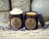 Organic Tallow Balm, 100% Grass Fed, Whipped or Solid