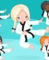 Martial Arts Clipart Etsy
