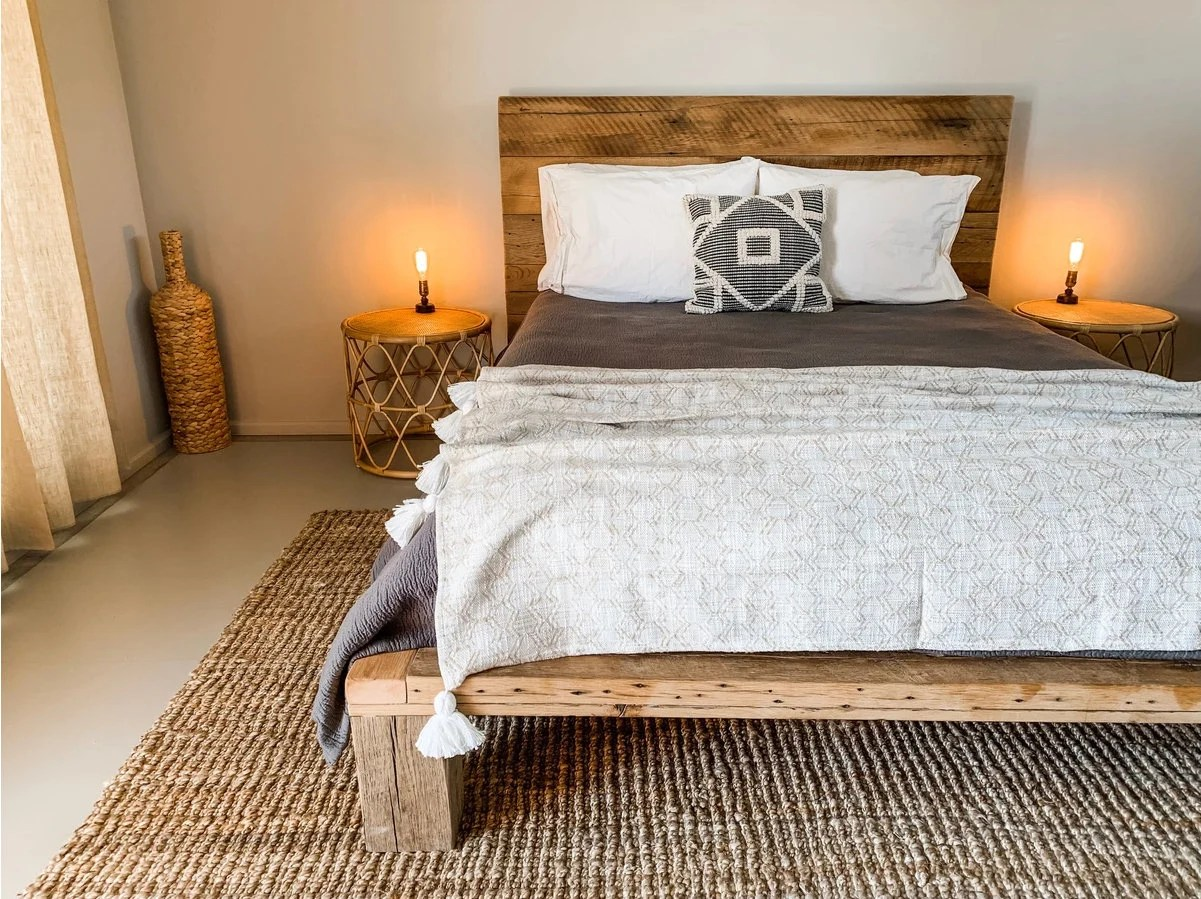 desert sun contemporary wood platform bed reclaimed wood bed frame rustic bed wood modern bed queen platform bed king platform bed