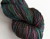 Hand dyed yarn, 100g of s...