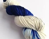 Hand dyed yarn - 100g sup...