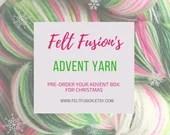 Yarn Advent Calendar, 12 ...