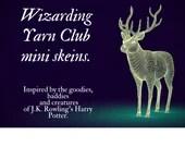 Hand dyed Wizarding yarn ...