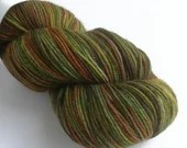 Hand dyed wool yarn, vari...
