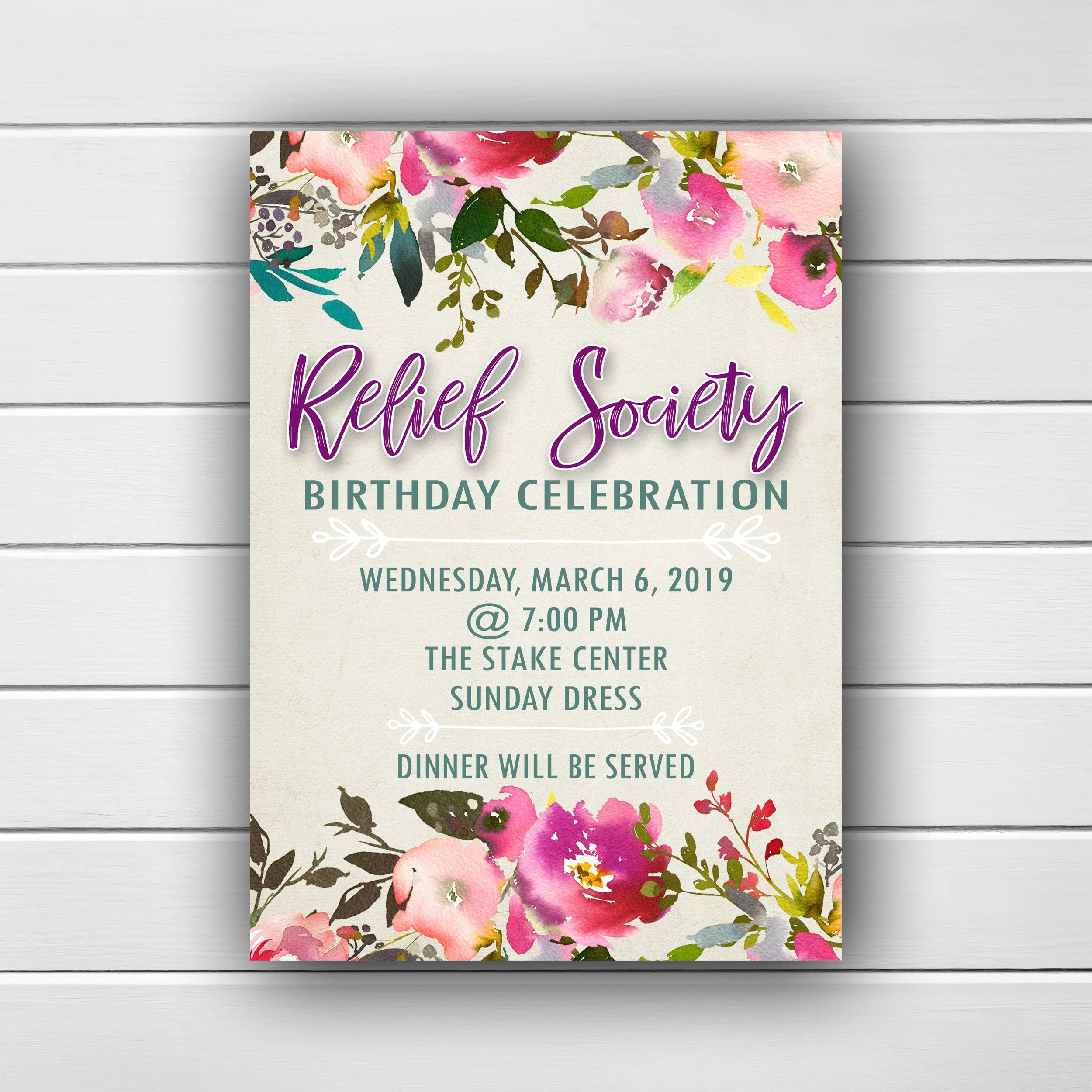 relief society birthday invitations lds relief society printable invitation relief society activity ideas relief society printable
