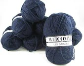 deSTASH, Navy Blue Welcom...