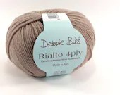 deSTASH: Debbie Bliss Rialto 4ply Extrafine Merino Wool Fingering weight knitting yarn