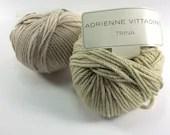 deSTASH: Adrienne Vittadini Trina Wool-Microfiber-Cashmire knitting yarn