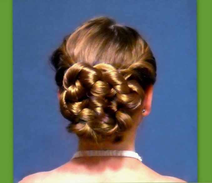 wedding bridal hair accessory hair piece hairpiece bun updo formal style bridal headpiece wedding hair wig updo hairpiece your hair color