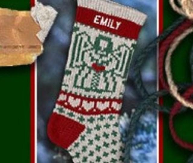 Angel Christmas Stocking Personalizedangel Embroidered Christmas Stocking With Namechristmas Angel Stocking