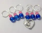 SailorMoon Stitch Markers...