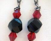 Black Widow Earrings...