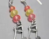 Spring Music Earrings...