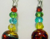 Sixth Doctor Earrings...