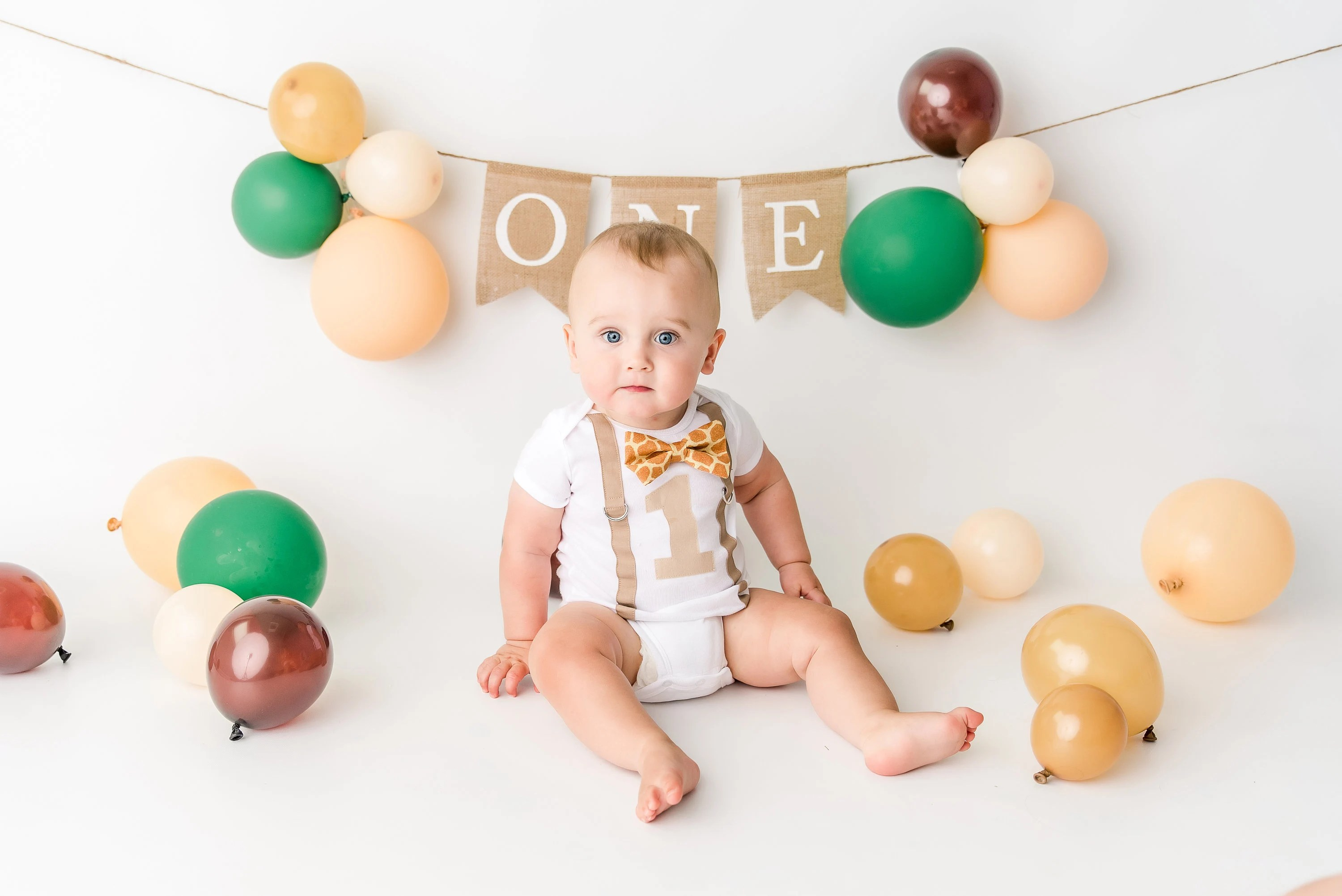 Jungle Theme 1st Birthday Outfit Baby Boy First Birthday Etsy