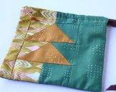 Modern Quilt Medicine Bag- Autumn Arrows