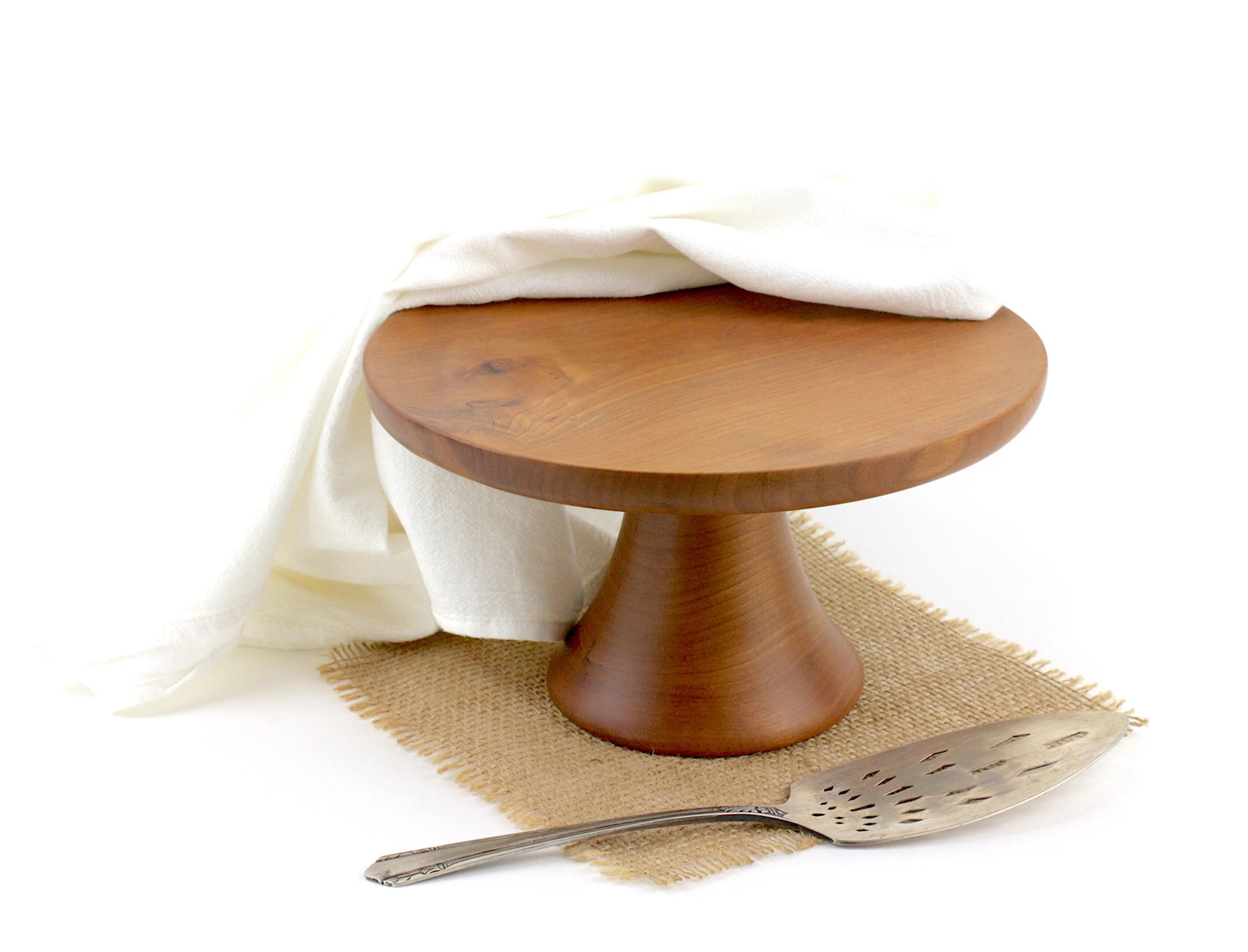 9 1 4 Cherry Cake Stand Pedestal Cake Plate Cupcake