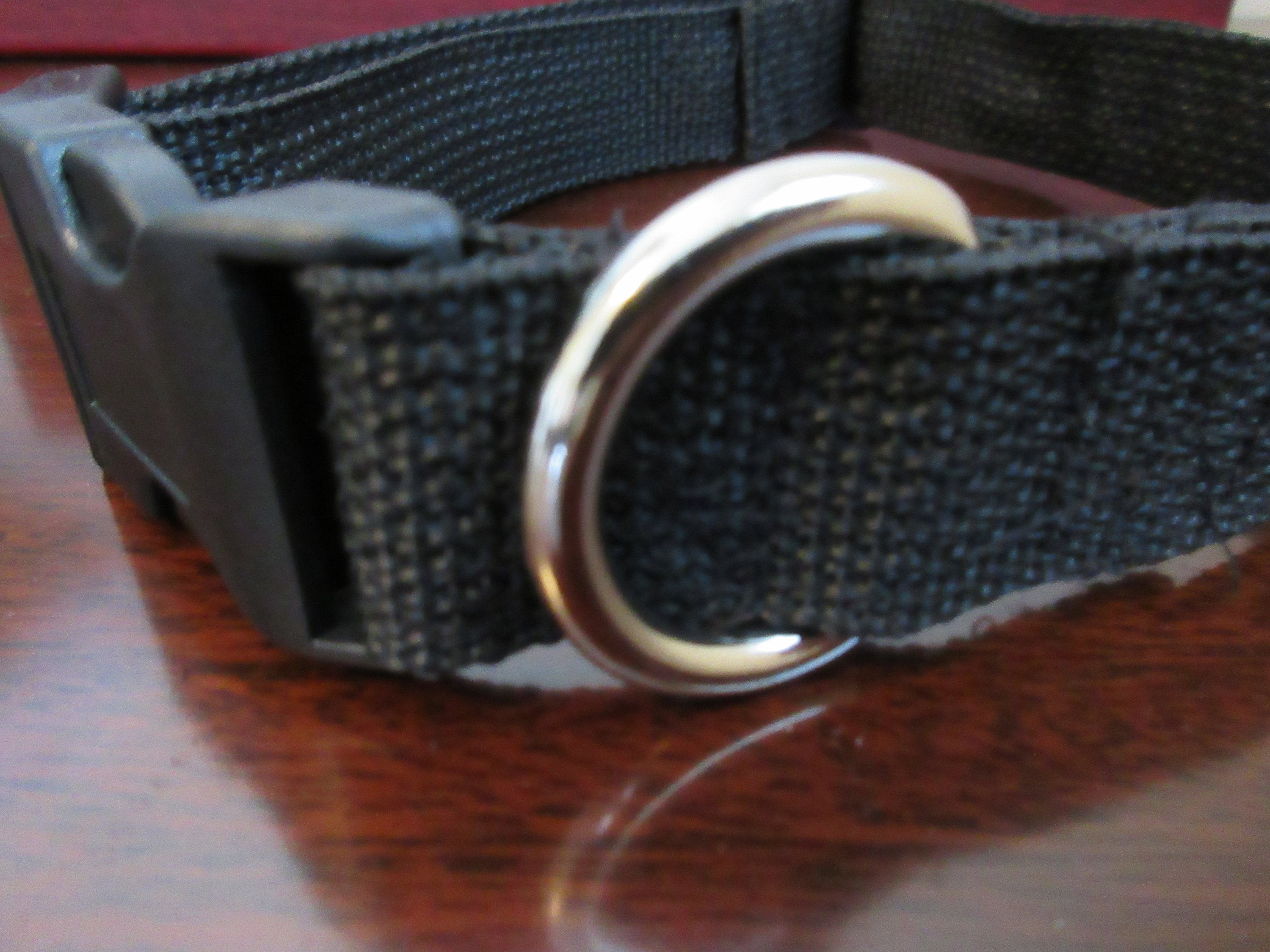 Personalized Dog Collar Dog Collar with Embroidered Name and image 9
