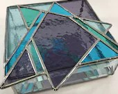 Stained Glass Jewelry Box...