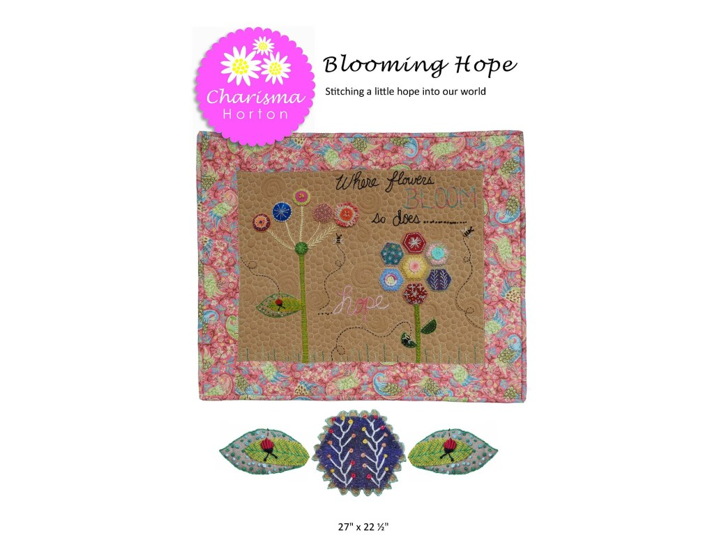 Blooming Hope Paper Patte...