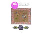 Blooming Hope Paper Pattern