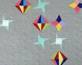 Glitter Sky Paper Pattern