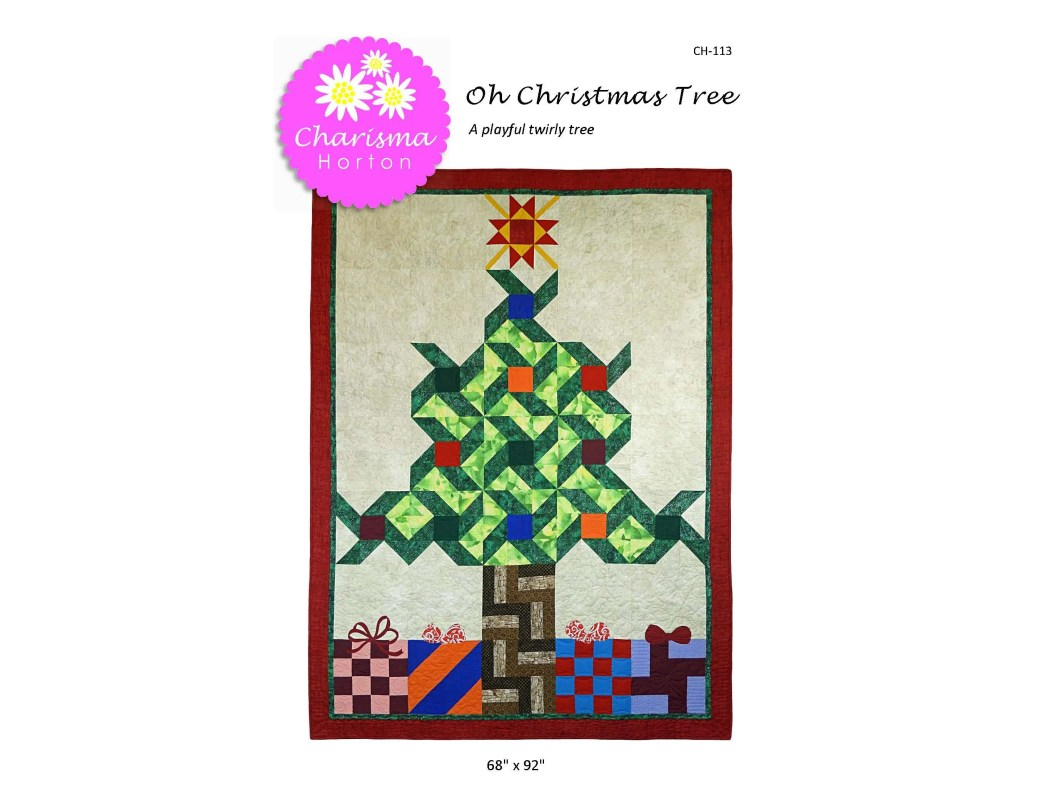 Oh Christmas Tree Paper Pattern