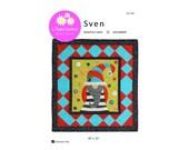 A Gnomie Year, Sven, December PDF pattern