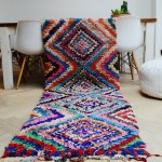 Winter Free Shipping Hall Runner Vintage Moroccan