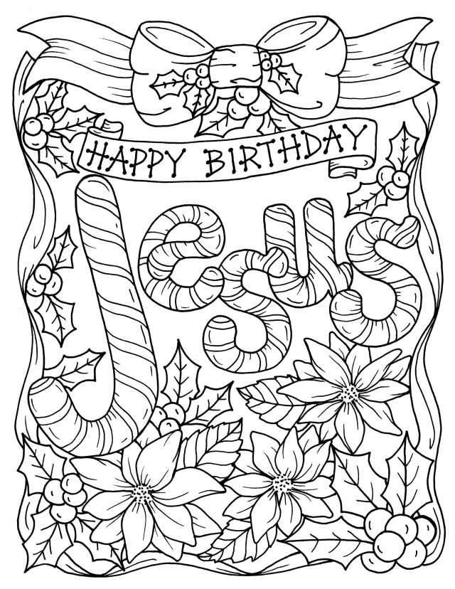 25 Pages Christmas Coloring Christian, Religious, scripture, Jesus, digital,  digi stamp, coloring pages, adult coloring books