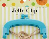 Jelly Clip - Blue - 4""
