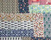 Kantha Cloth by Whistlers Studio for Windham Fabrics