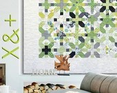 X & + Quilt Pattern by Zen Chic
