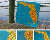 Florida PDF Quilt Pattern by Linda Hungerford