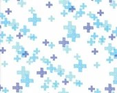 Modern Background Colorbox - White Periwinkle